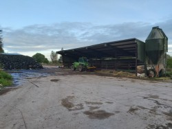 Winter Accommodation for Cattle