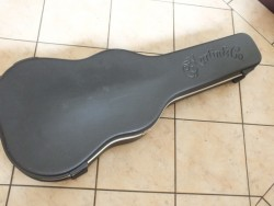 Martin acoustic guitar hard shell case only.