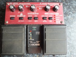 Boss RC-20XL Phrase Recorder Looper Loop Station