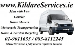 Man With Van, Courier Service & Rubbish Removals.