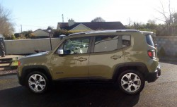 Jeep Renegade Limited 2015 (HIGH SPEC)