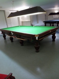 Snooker Tables and Pool Table