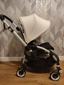 Bugaboo bee plus extras