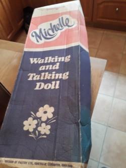 1970's Bradgate 'Michelle' Doll