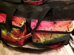 Travel bag hold all