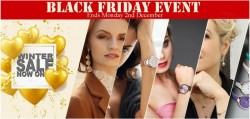 Black Friday Sale is Live! Buy your favourite jewellery now!