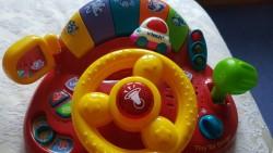 Vtech Tiny Tot Driver  Wheel