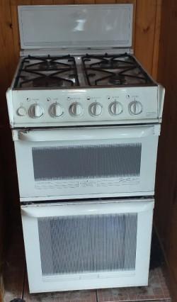 Bottle gas cooker