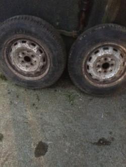 2 115/13 Opel Wheels