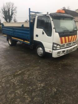 3 ton pick up truck