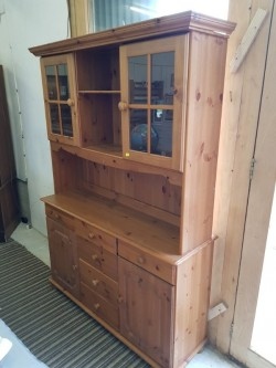 As new Pine dresser imaculate  condition