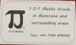 Maths Grinds/ Tuition