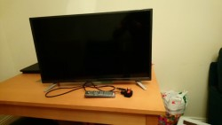 Sharp Aquos HD TV for sale