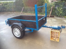 FOR SALE CAR TRAILER 5' x 3'