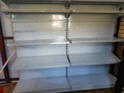 Shop Wall Bay Shelving Units