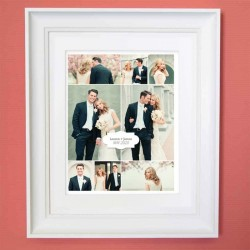 Day To Remember Photo Collage Wall Art - Domore Photos
