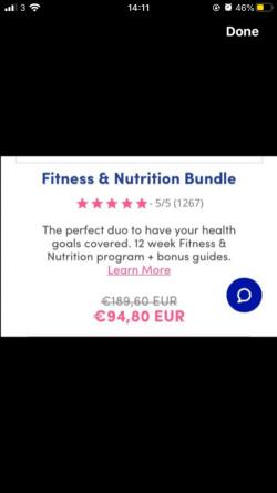 Body boss fitness