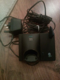 Siemens Gigaset 3010 Base Station and charger