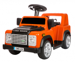 SIT IN DEFENDER - TWIN SEATER