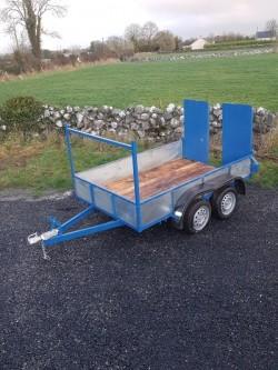 Builders trailer 8x5