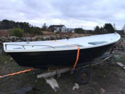 15.5FT O'Sullivan Boat & Trailer