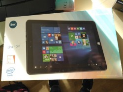 Linx 1010 Windows 10 Tablet