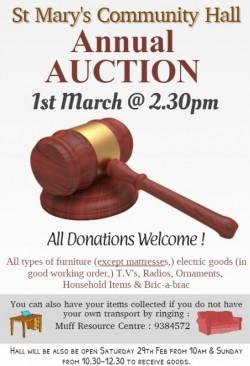 Annual Auction