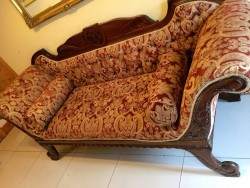 Antidue style chaise longue