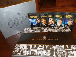 007 ultimate CD collection