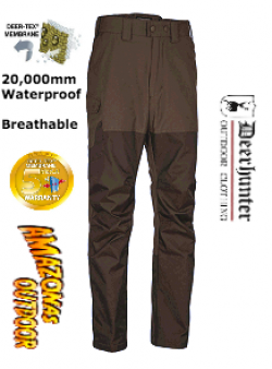 Deerhunter Upland Trousers (with Reinforcement)