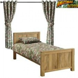 Camouflage Duvet/Curtain Set