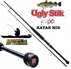 Ugly Stik GX2 Kayak Rod by Shakespeare