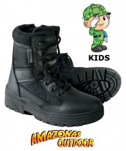 Kids Army Patrol Boots