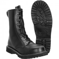 Para Leather Combat Boots (Steel Toe Cap)