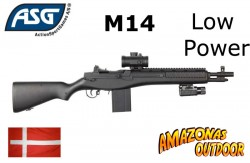 M14 Low Power Electric Airsoft Rifle