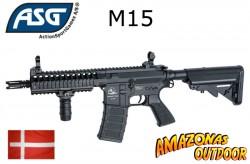 M15 Electric Airsoft Rifle (Semi/Full Automatic)