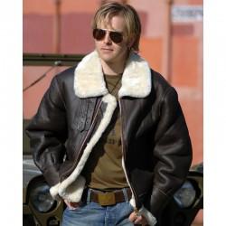US B3 SheepSkin Leather Jacket