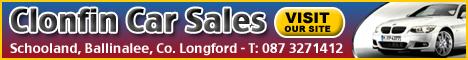 Clonfin Car Sales, Ballinalee, Co. Longford