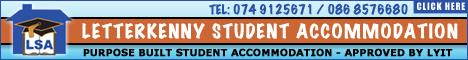 Letterkenny Student Accommodation