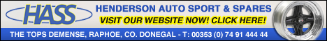 Henderson Auto Sport and Spares - Raphoe, Co. Donegal