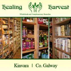 Healing Harvest - 250x250