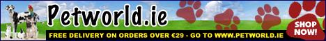 Pet World is Ireland's Largest One-Stop Pet Shop.