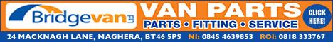 Bridge Van Ltd. - The No.1 Supplier of New and Used Van Parts