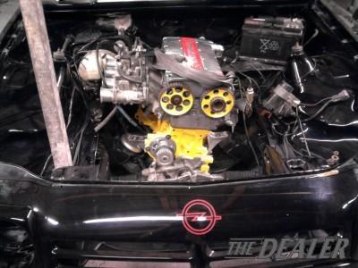 Opel Manta Gte For Sale. Opel Manta 400. 1988Manta GTE.
