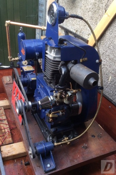 Stationary engine for sale newtownards down for Stationary motors for sale
