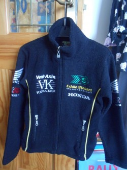 Childs rally fleece for sale