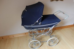 Old Time pram from 1960s..