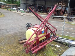 Hardi Sprayer 44 Gal