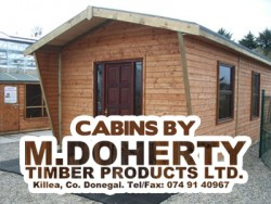 Cabins Available for Sale or Hire
