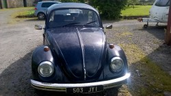 Volkswagen Beetle 1976 for sale